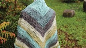 Crochet Conversation Shawl