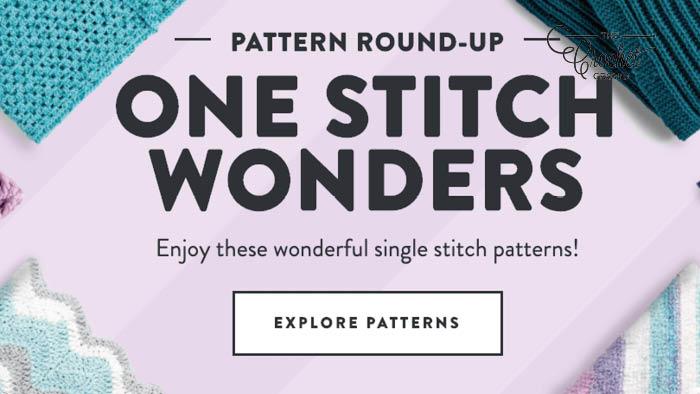 44 One Stitch Wonder Patterns