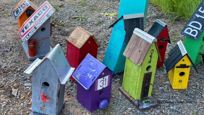 Birdhouse Condo in Nova Scotia