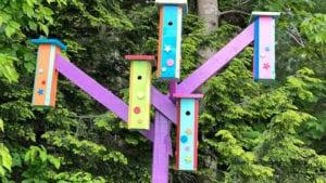 Chickadee Towers in Nova Scotia