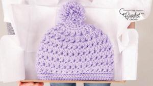 Crochet Pebble Hats