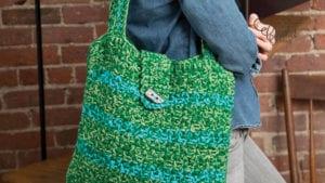 Crochet Trendy Tote