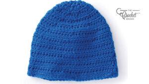 Crochet Family Ridge Hats