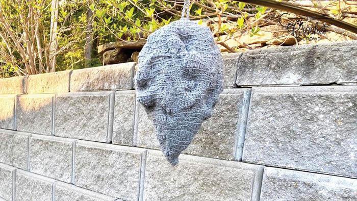 Crochet Wasp Nest Pattern