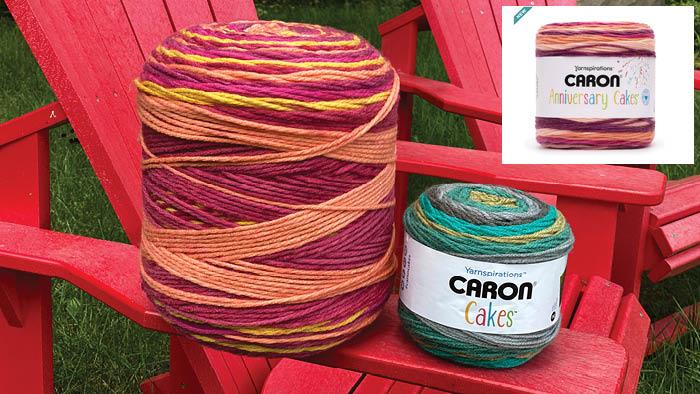 Caron Anniversary Cakes Yarn