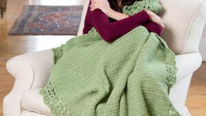 Crochet Crowning Achievements Throw