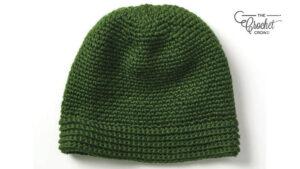 Crochet Easy Street Hat