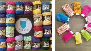 Crochet Soap SACK