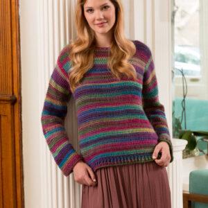 Love-To-Wear Crochet Sweater