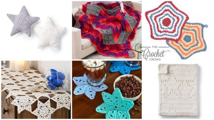 Crochet Star Patterns