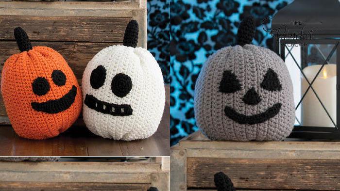 3 Little Pumpkins Side by Side
