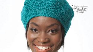 Crochet Classic Crochet Beret