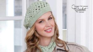 Crochet First Beret
