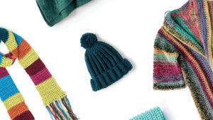 Crochet & Knit Rib Fest