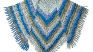 Crochet Make A Point Shawl 3