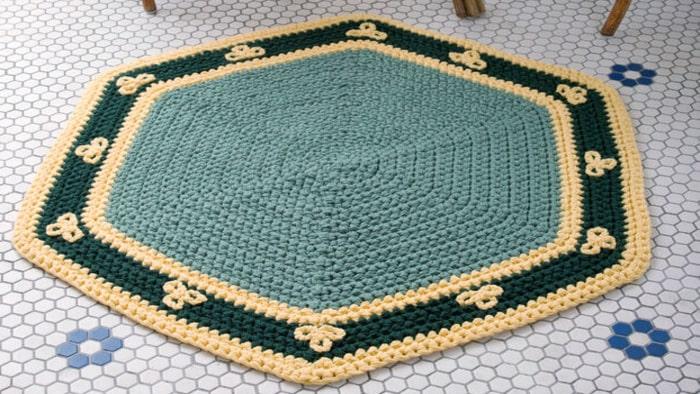 Crochet Quiet Moments Rug