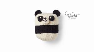 EZ Panda Pillow