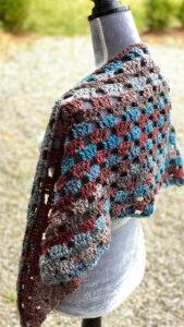 Crochet Relax and Unwind Shawl