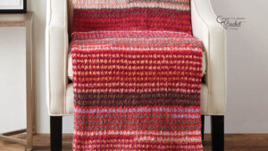 Crochet Spice is Up or Cool It Down Blanket
