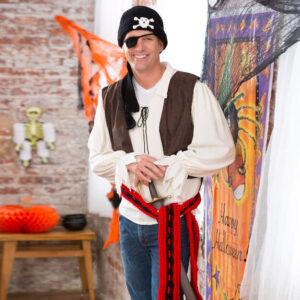 Crochet Halloween Pirate