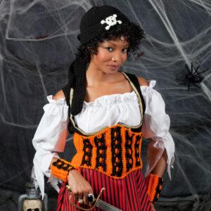 Crochet Halloween Wench