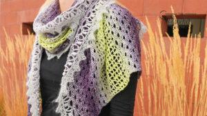 Crochet It's a Beautiful Whirled Wrap