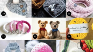 50 Crochet Gift Patterns