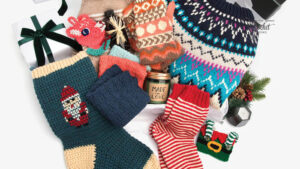 Annual Crochet and Knit Pattern Gift Guide