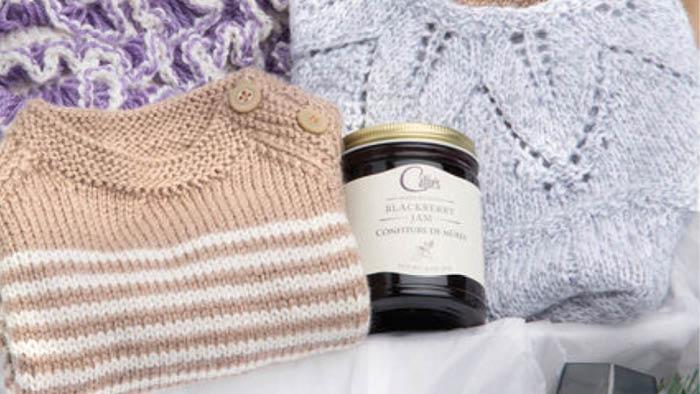 Crochet Holiday Baby Gift Ideas