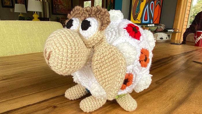 Crochet Round Rascals Sheep