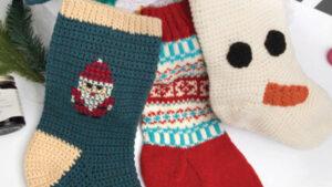Crochet Stocking Stuffer Ideas