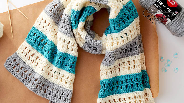Crochet With Care Wrap