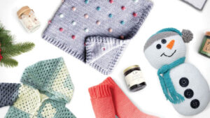 Yarnspirations Educator Gift Ideas for Patterns