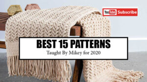 Best 15 patterns on YouTube