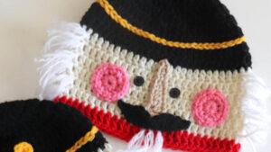 Crochet Nutcracker Hats
