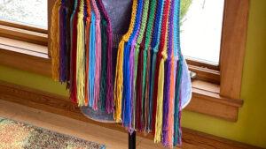 Crochet Perfect Fringe