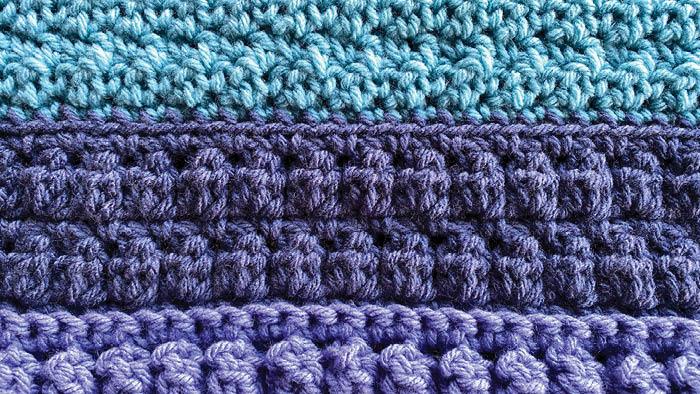 Crochet Stitch is Right Cluster Stitch