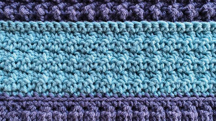 Crochet Stitch is Right Houndstooth Stitch
