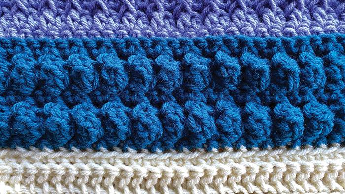 Crochet Stitch is Right Popcorn Stitch