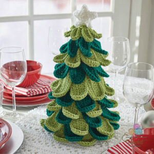 Crochet Make It Merry Tree