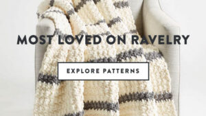 Most Loved Patterns on Ravelry