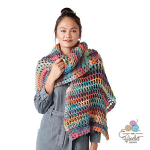 Crochet Turkish Shawl