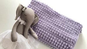 Crochet Baby of Mine Blanket