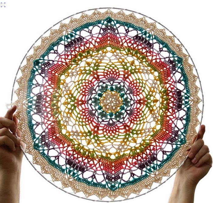 Unseen Mandala Design