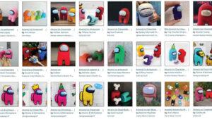 150 Free Among Us Patterns