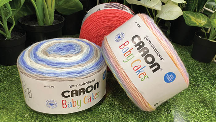 Caron Baby Cakes - Spring 2021