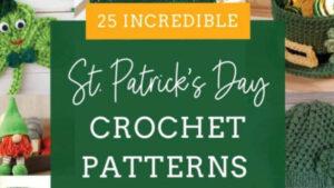 Crochet St Patricks Day 25
