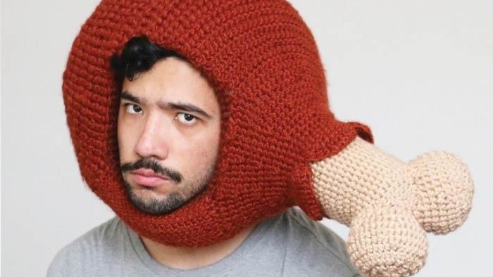 Phil Fergusson Crochet Art