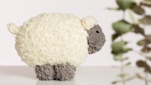 Bernat Sheepy Crochet Sheep