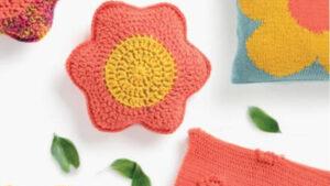 Crochet Modern Blooms